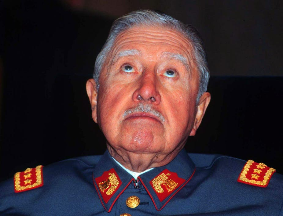 General Pinochet Arrest 20 Years On Here S How It