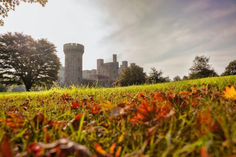 Penrhyn Castle, the site of one of our demonstration sites. Samot/Shutterstock.com