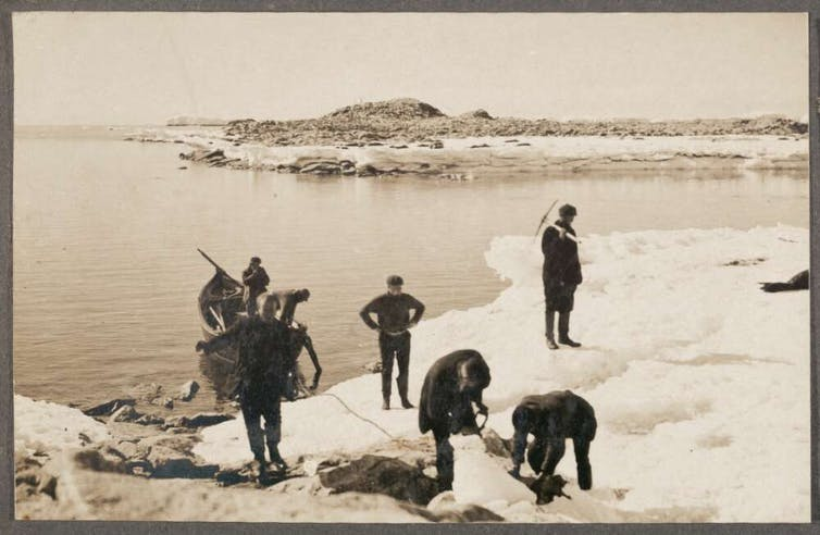 Remembering Sidney Jeffryes and the darker side of our tales of Antarctic heroism