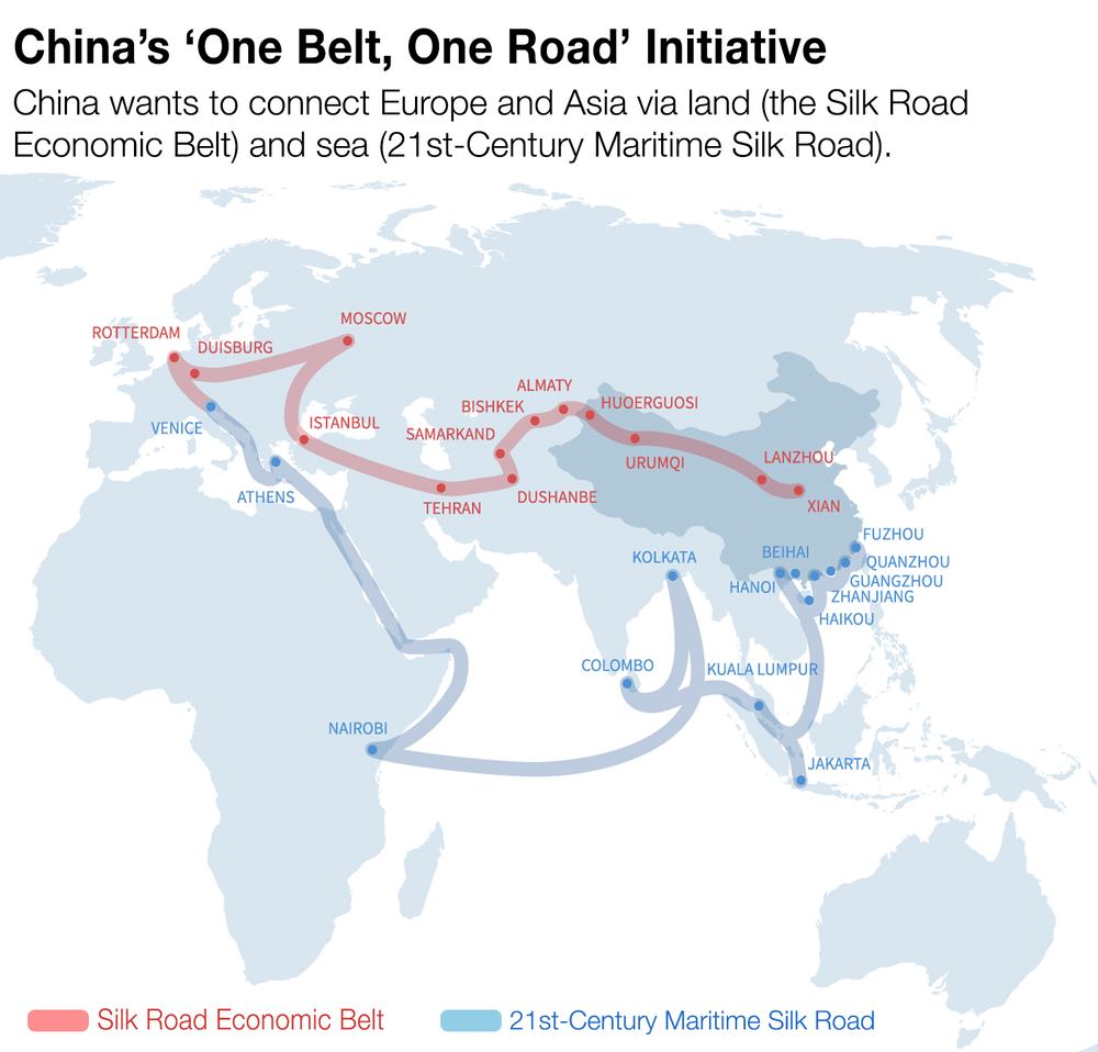 Soft power goes hard: China's economic interest in the