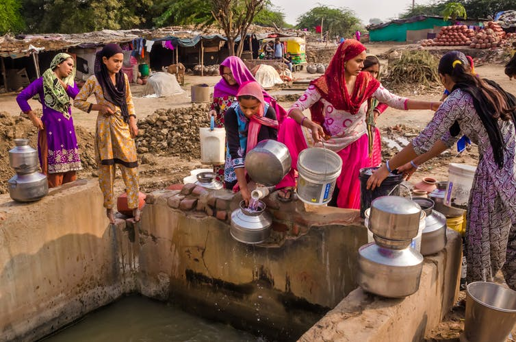 Why collecting water turns millions of women into second-class citizens-2