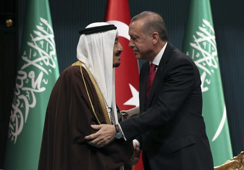 How Turkey and Saudi Arabia became frenemies – and why the Khashoggi
