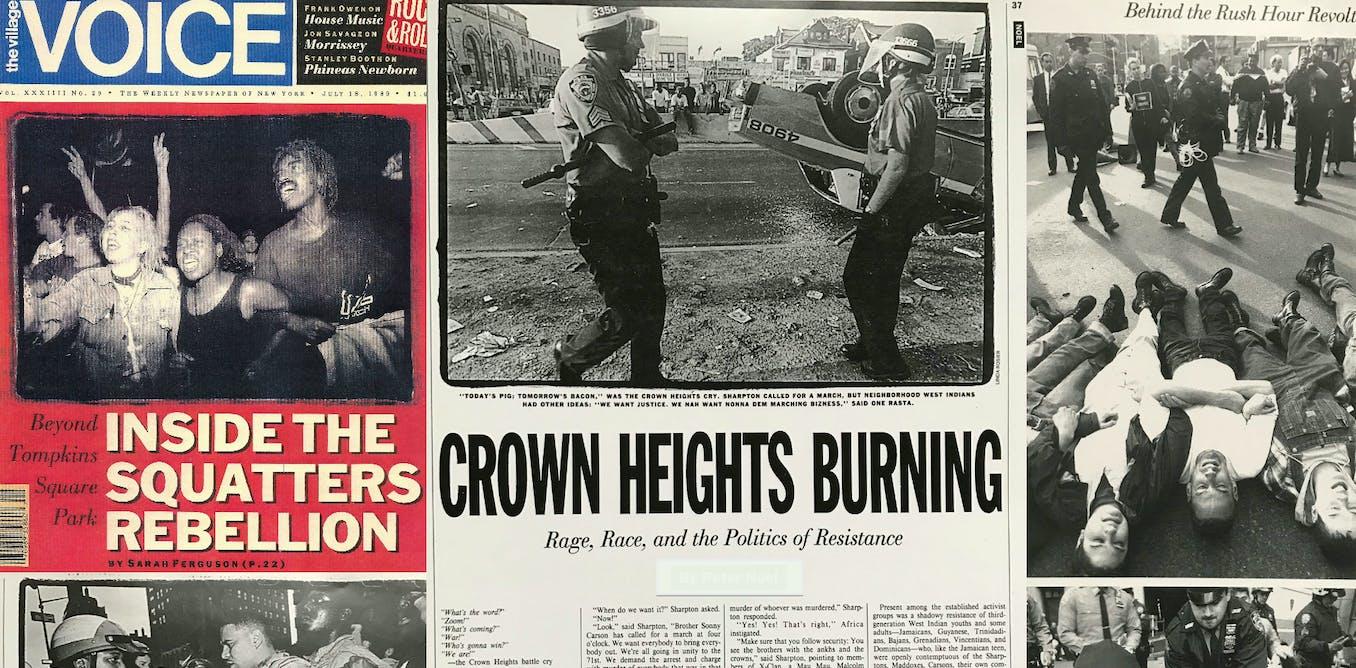 The Village Voice's photographers captured change, turmoil