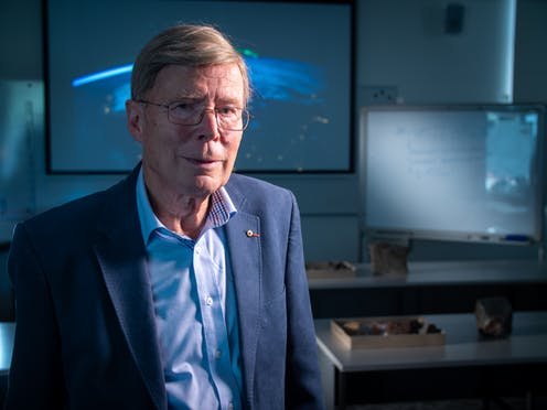 Prime Minister's Prize for Science 2018 goes to 'Earth-watcher' Kurt Lambeck