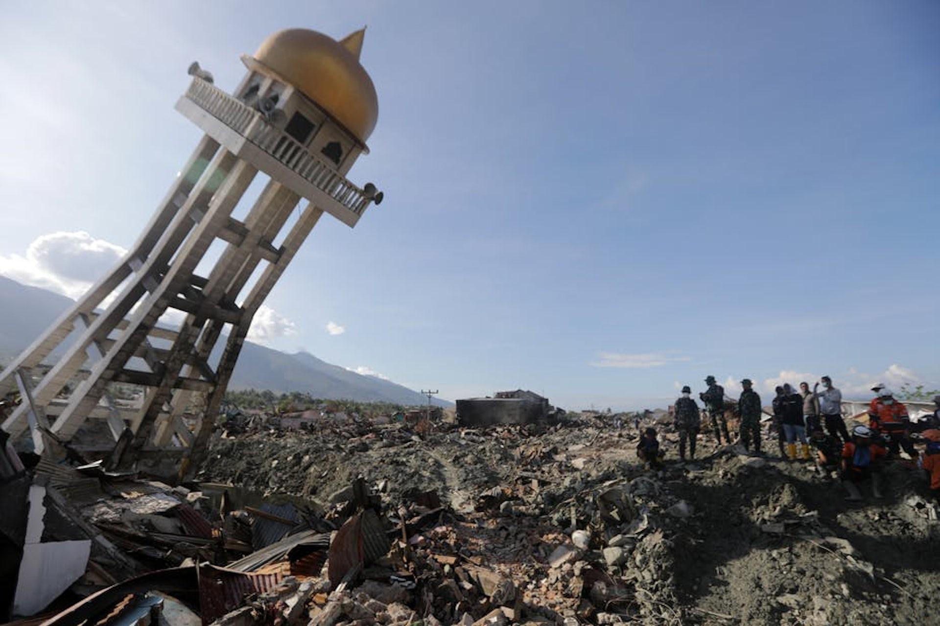 Tsunami Palu: bagaimana media sosial (dan lagu nina bobo) dapat selamatkan nyawa dalam bencana masa depan