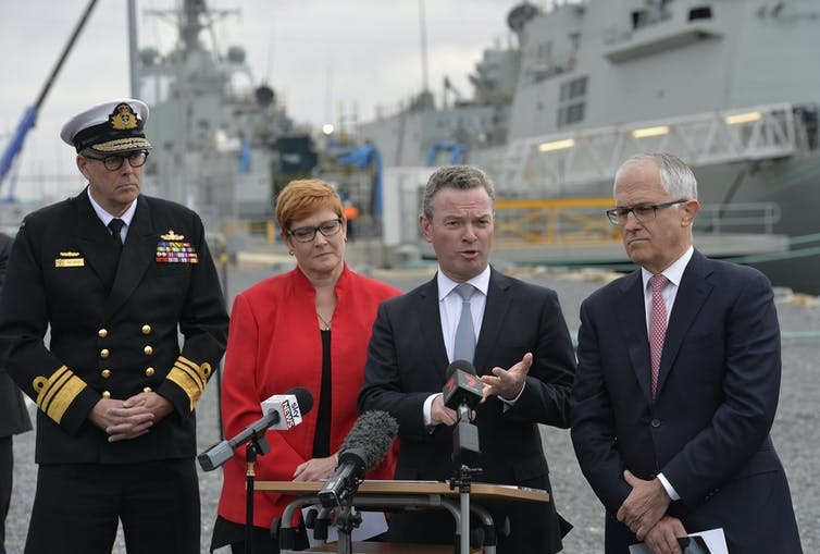Australia's naval upgrade may not be enough to keep pace in a fast-changing region