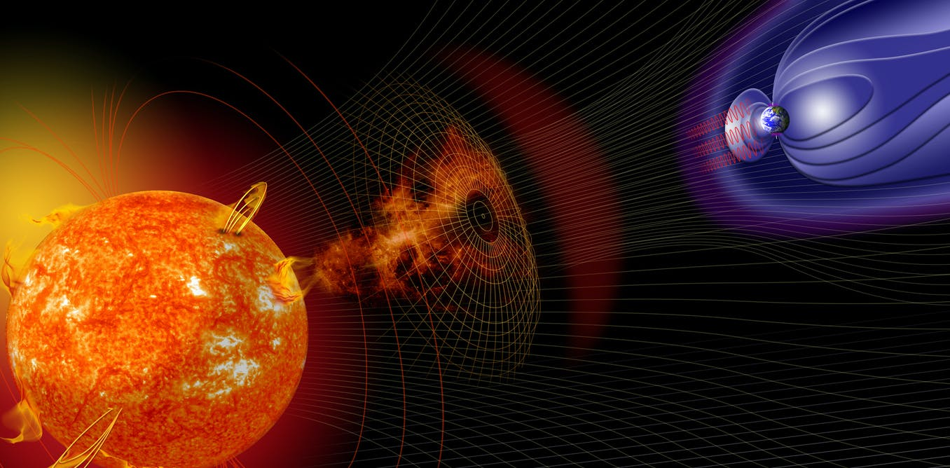 How a group of school students discovered the sounds of solar storms