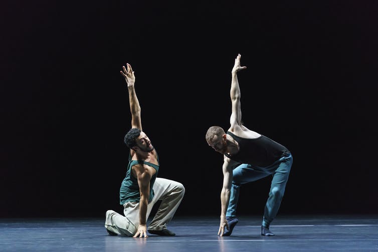 William Forsythe's A Quiet Evening of Dance is surprising, amusing, but precise