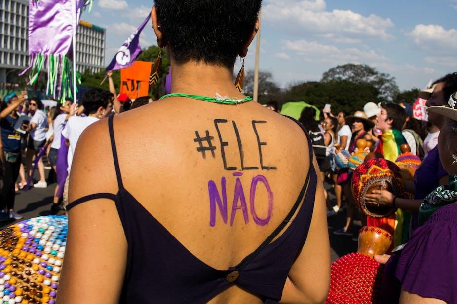 Image result for Ele Não brazil
