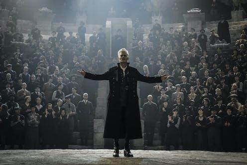 Fantastic Beasts: Grindelwald, dark fantasies and secret