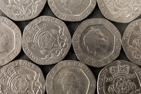 Ten things you didn't know about the 20p coin