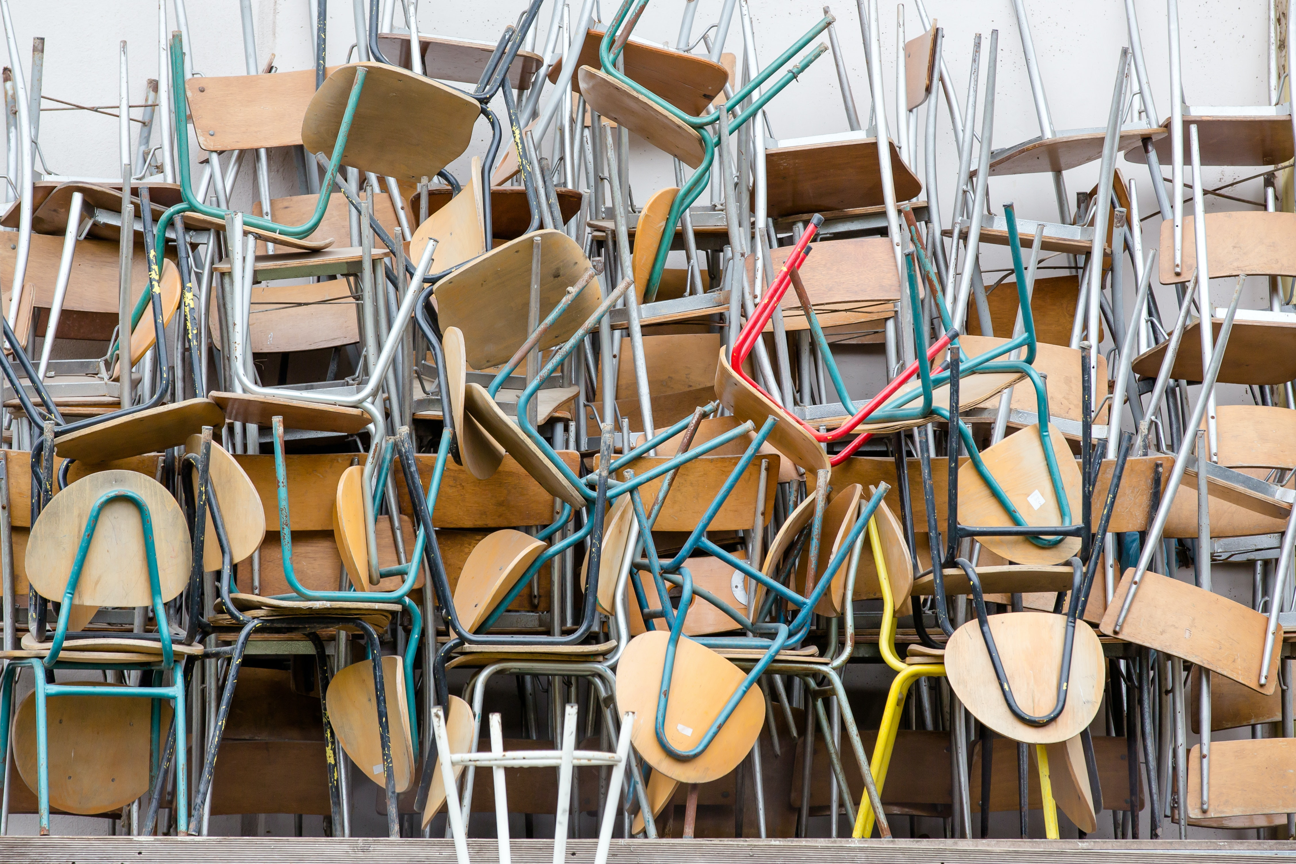 Anthropocene: why the chair should be the symbol for our sedentary age
