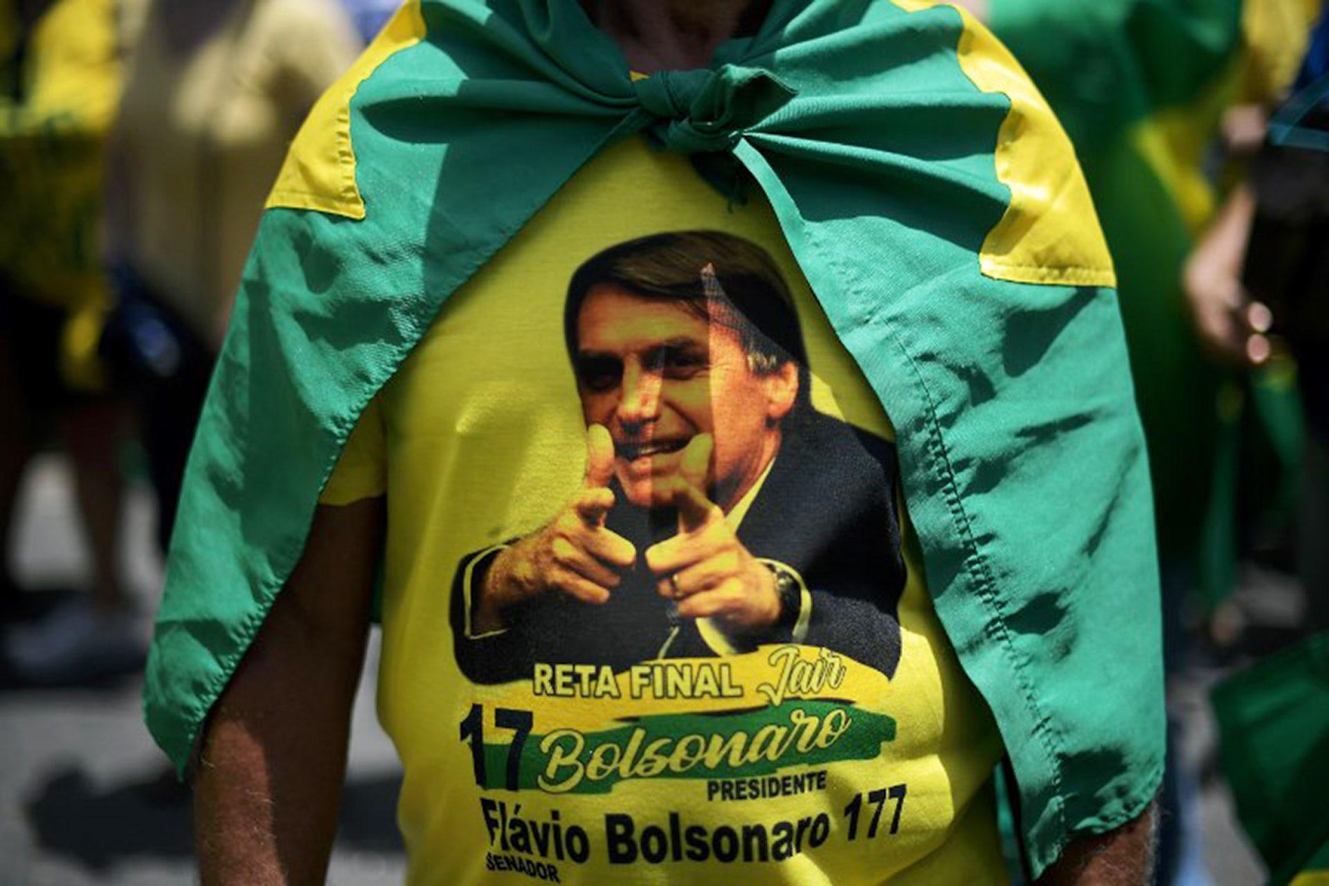 Bolsonaro, le candidat de l'agrobusiness brésilien  dans - AGRICULTURE - ANNIMAUX - METIERS LIES A LA TERRE