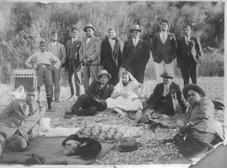 Indian diaspora in New Zealand and Australia