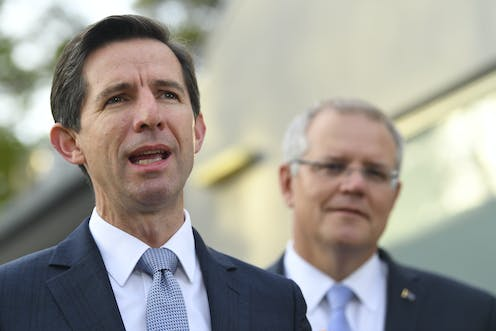 Simon Birmingham's intervention in research funding is not