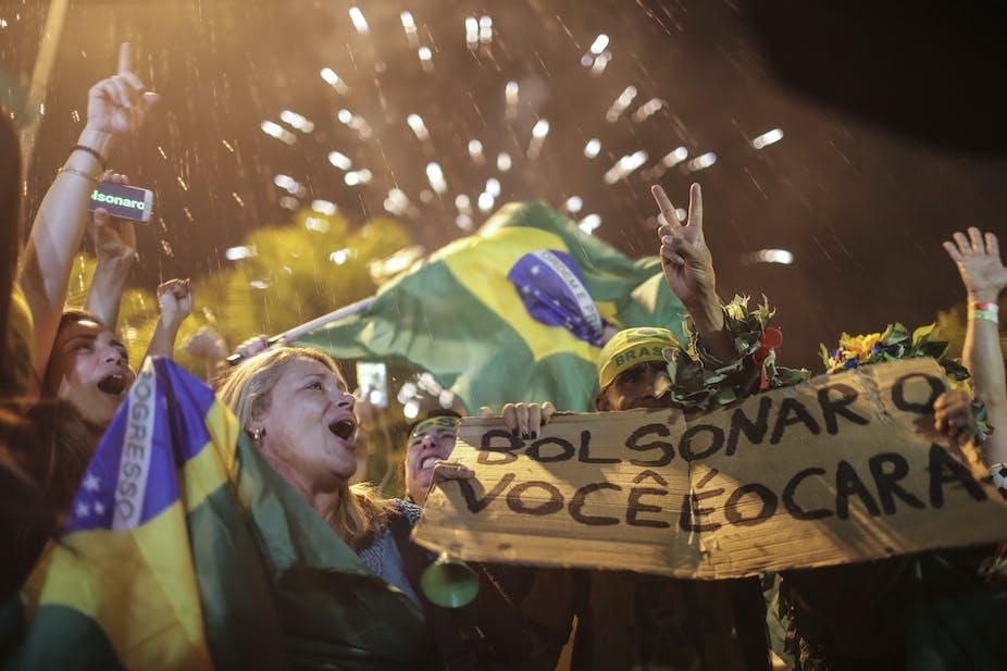 Jair Bolsonaro: how business elites helped him to power in Brazil