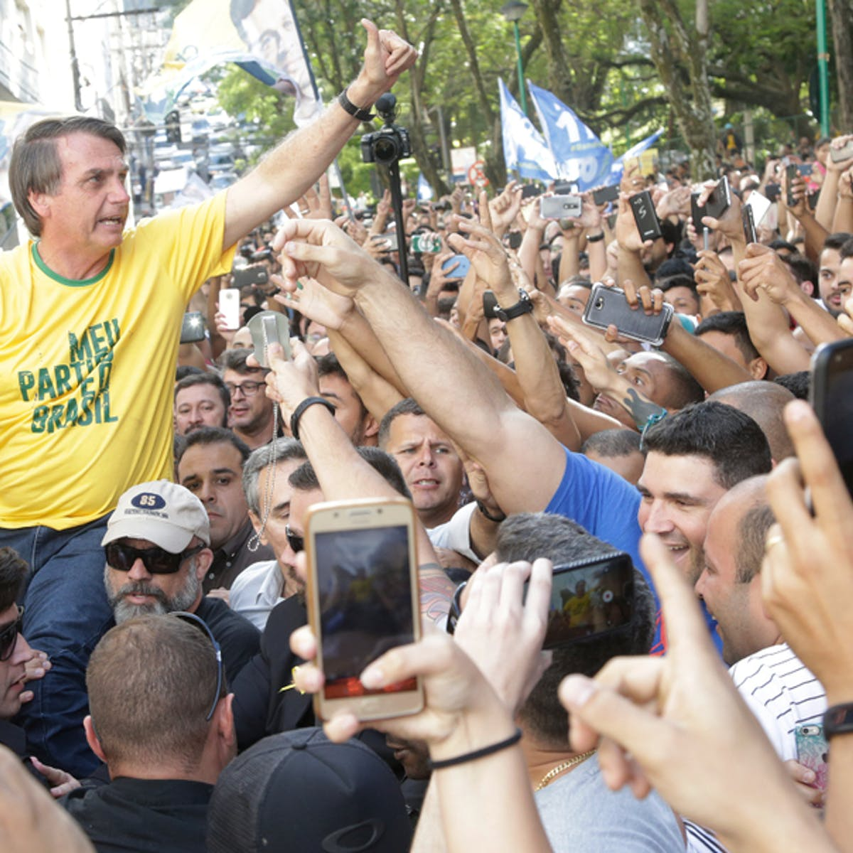 Jair Bolsonaro has won – so what's next for Brazil?