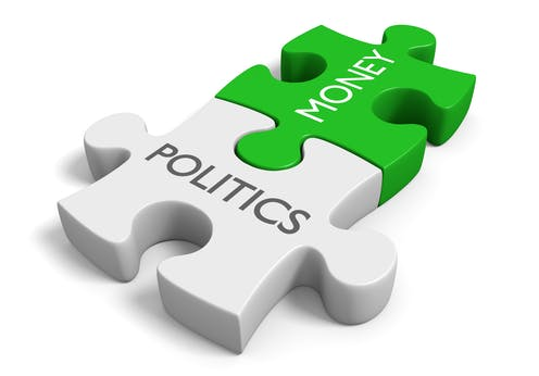 how political donations could be reformed to reduce potential influence