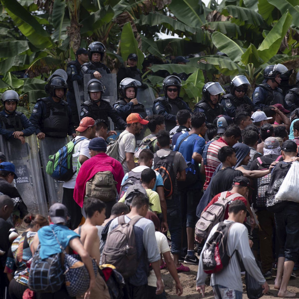 Why does the migrant 'caravan' exist? And how did it come to be?