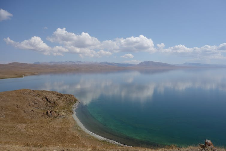 How Eurasia's Tianshan mountains set a stage that changed the world
