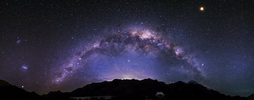 Dramatic galaxy collision filled the Milky Way with stars, astronomers  discover