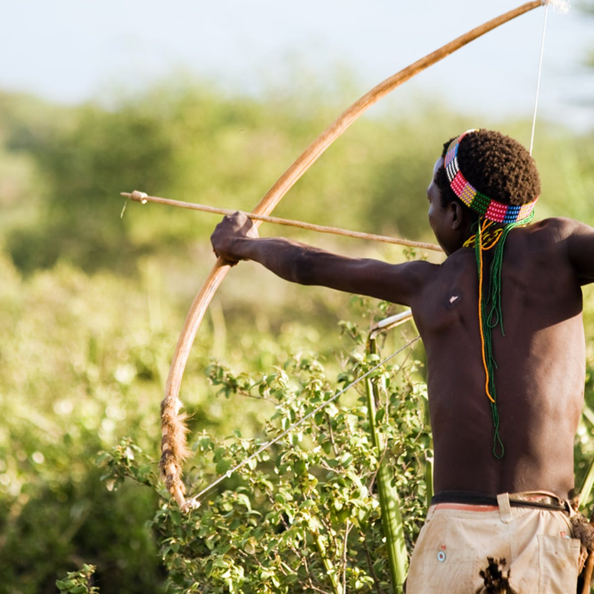 Hunter-gatherers live nearly as long as we do but with limited access to  healthcare
