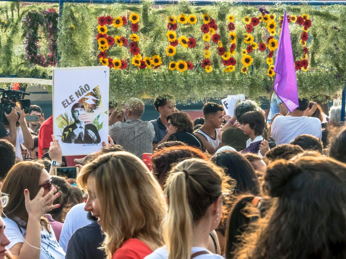 Jair Bolsonaro Will Now Run Into Brazil S Massive Grassroots Movements Of Resistance