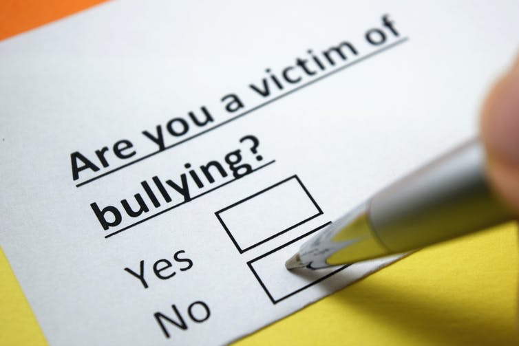 Are you a bully? Here's how to tell