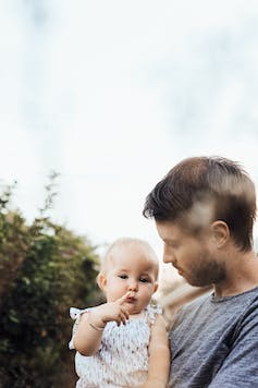 Tick-tock – for healthy mums and kids, dad's age counts