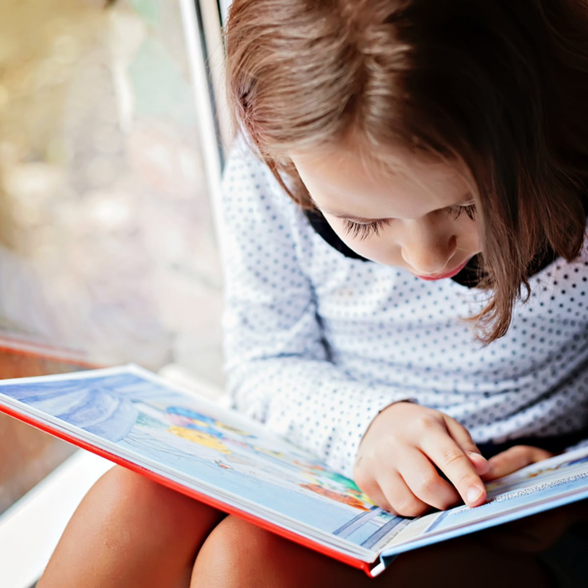 There's a reason your child wants to read the same book over and