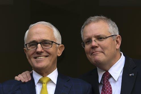 Michelle Grattan on Turnbull and Morrison, Shorten's bank idea, and children off Nauru