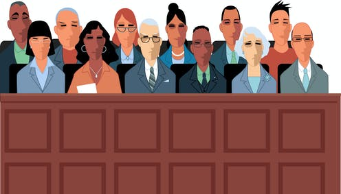 Felons barred from jury duty: An unjustified punishment
