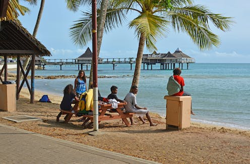 New Caledonia votes to stay with France this time, but independence supporters take heart