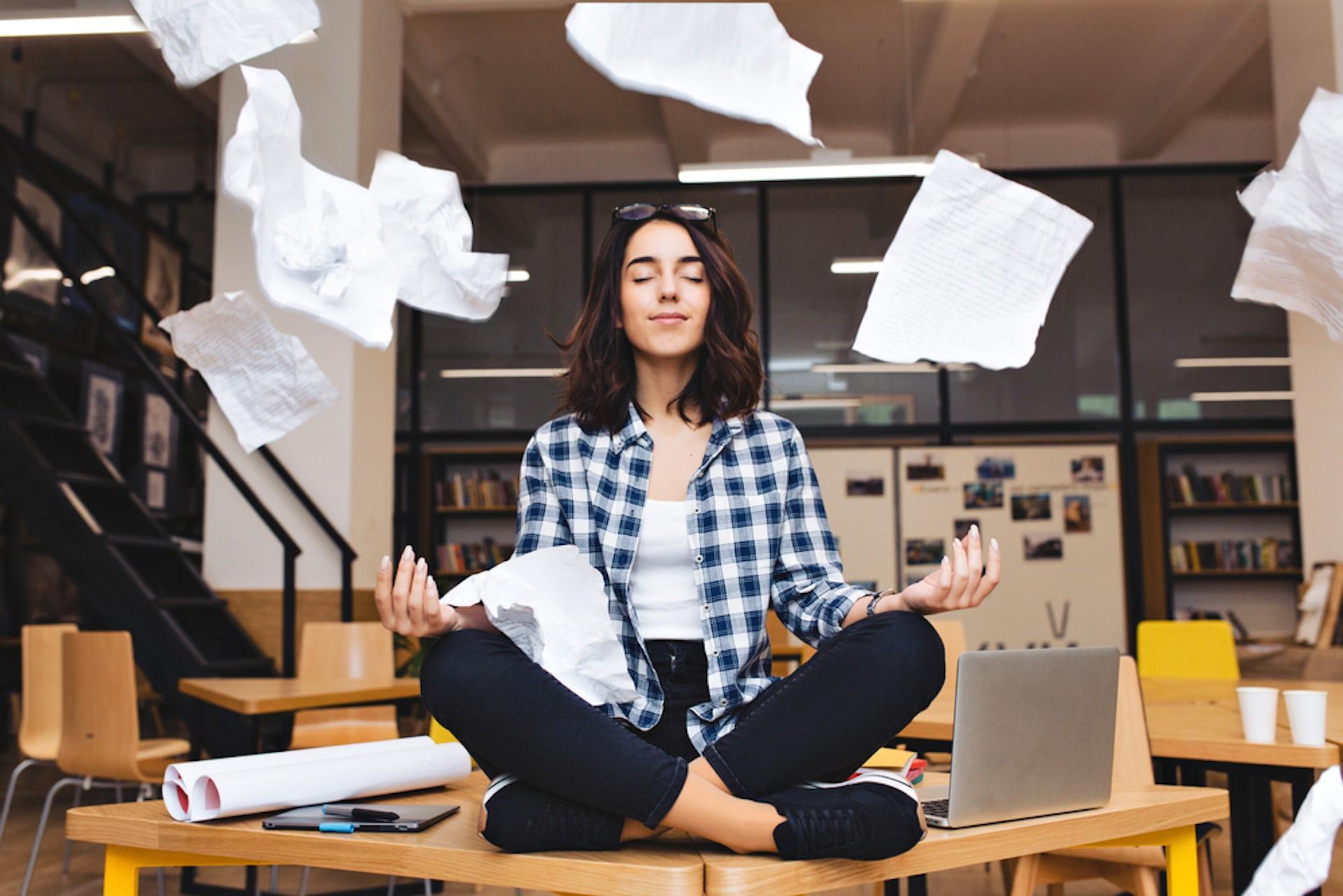 How to beat exam stress