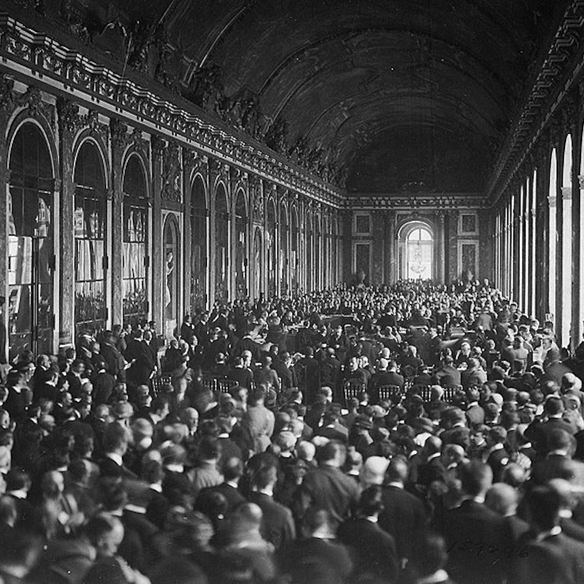 World War I: is it right to blame the Treaty of Versailles