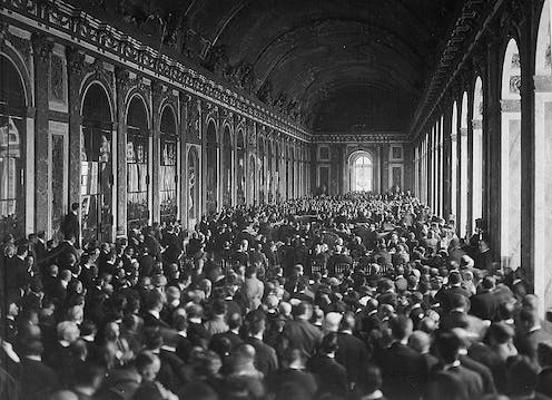 why did the treaty of versailles fail to bring peace