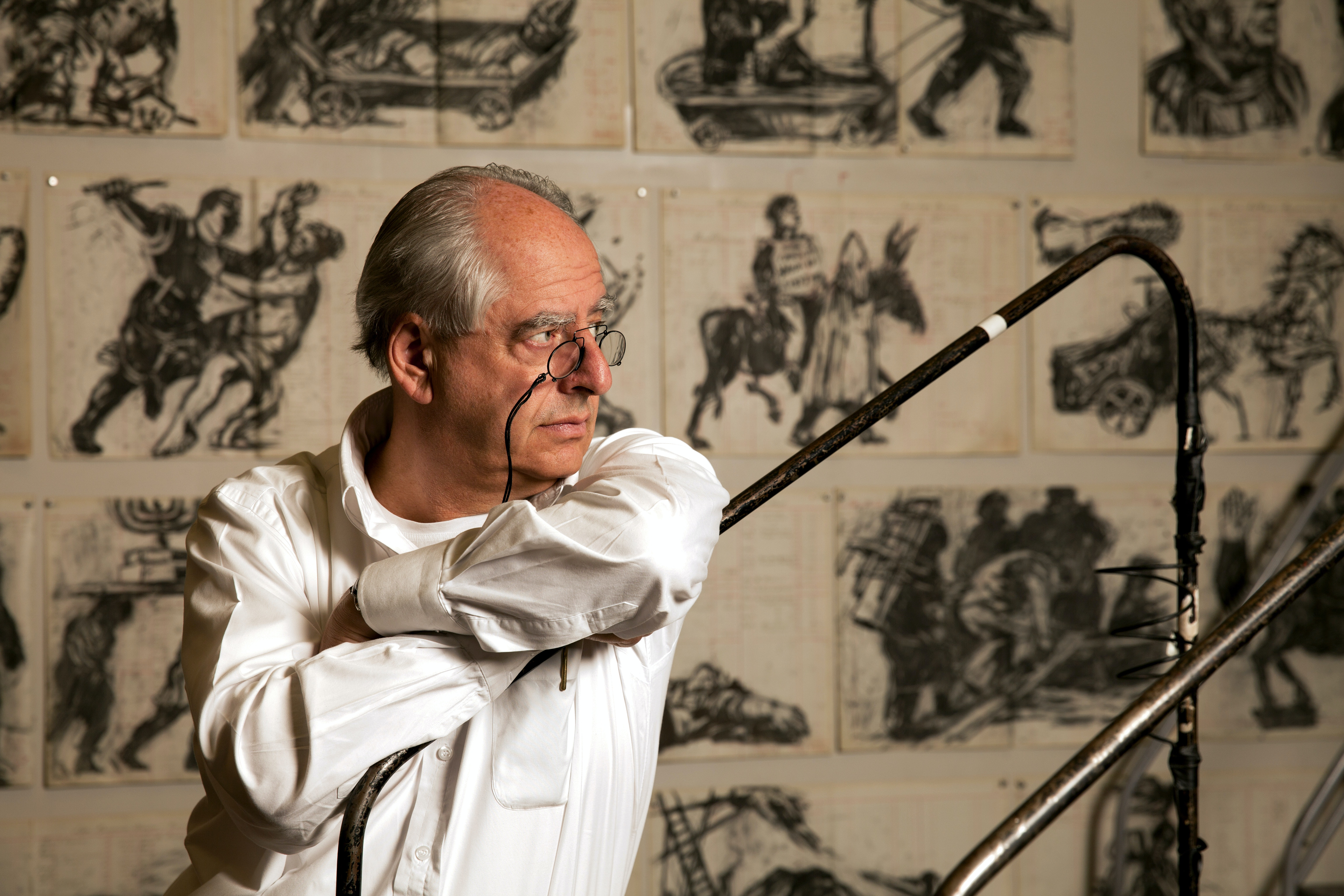 William Kentridge: the barbarity of the 'Great War' told through an African lens