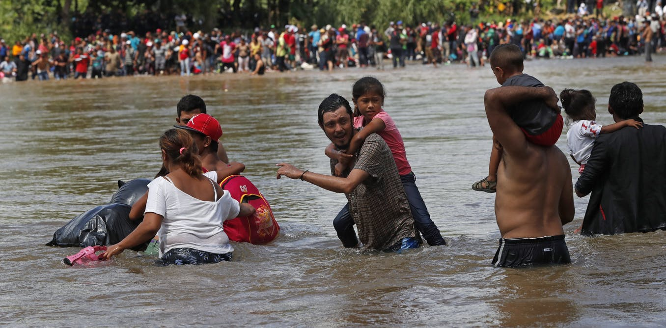 Origins and implications of the caravan of Honduran migrants