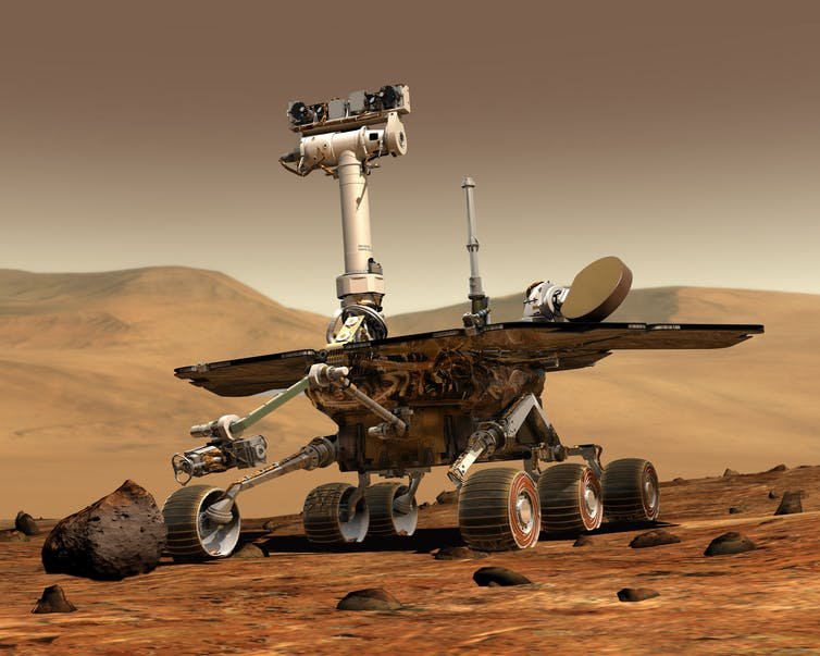 What are some of the challenges to Mars travel?