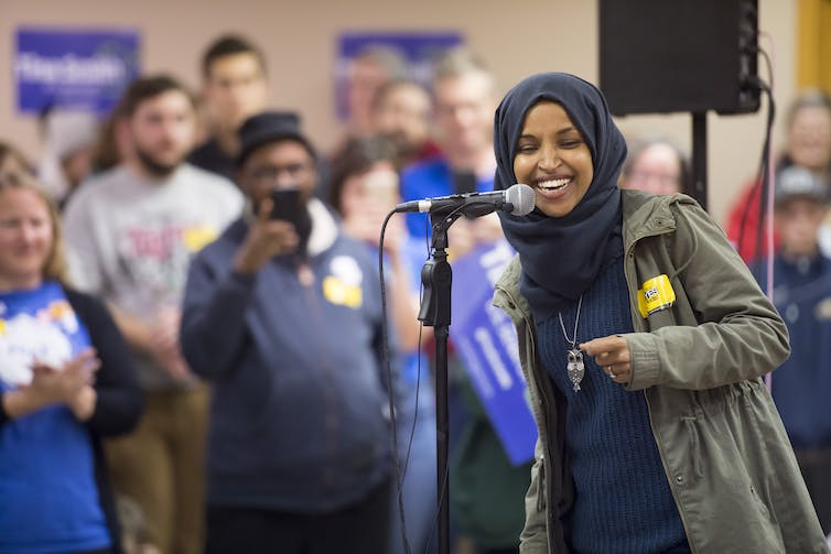 Women candidates break records in the 2018 US midterm ...