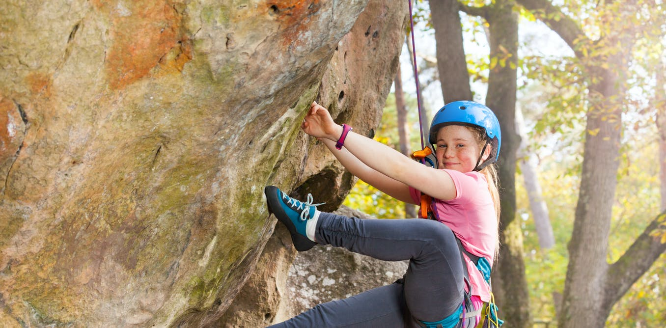 Girls and women need more time in nature to be healthy