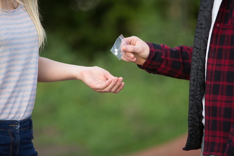 How parents and teachers can identify and help young people self-medicating trauma with drugs and alcohol