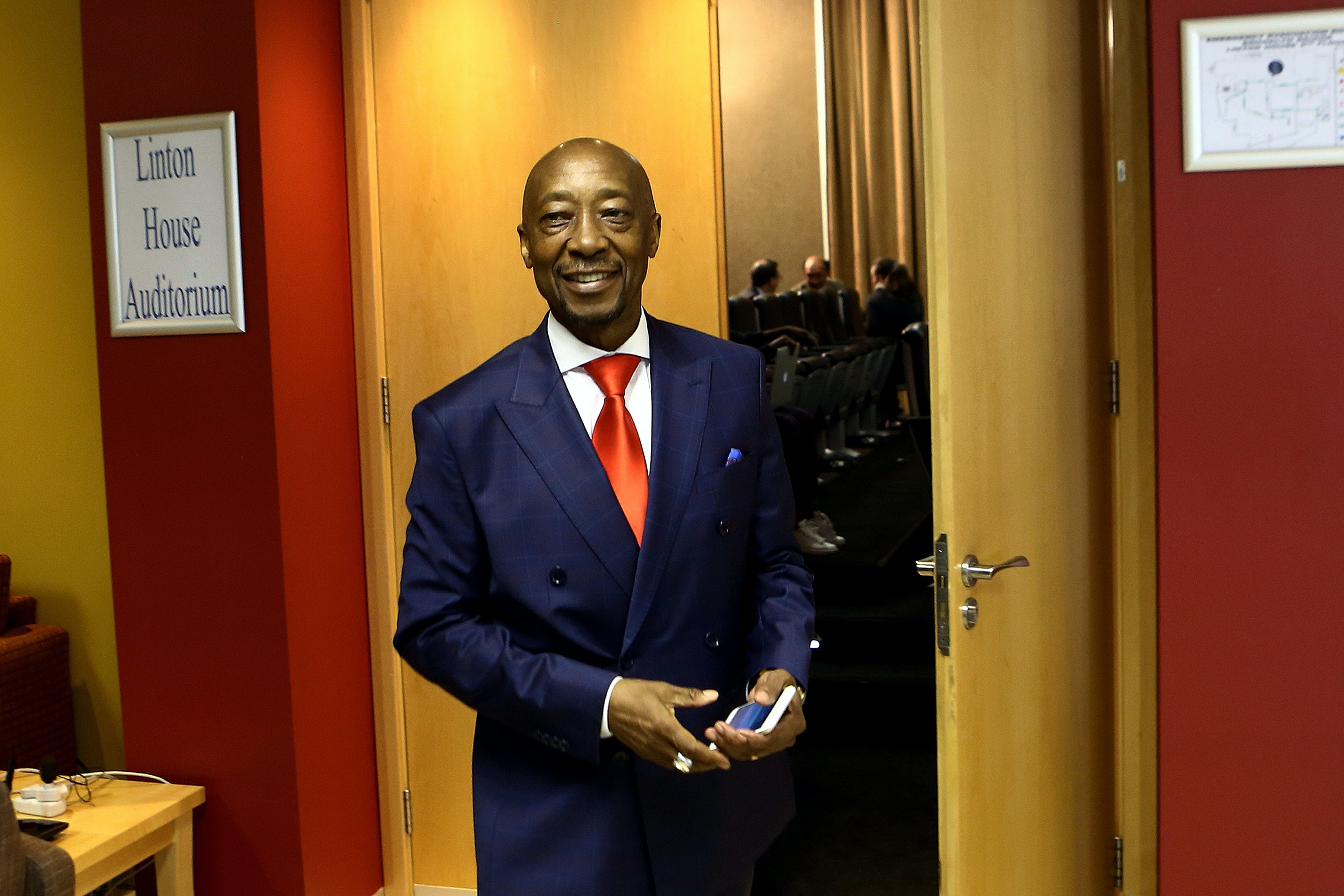 Why removal of South Africa's tax boss is key to Ramaphosa's chances of success