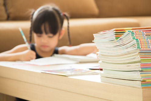 Important New Study Of Homework >> More Primary Schools Could Scrap Homework A Former Classroom