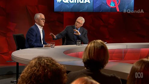 Turnbull tells Liberals to answer that unanswerable question
