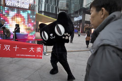Singles Day shows China's global retail power