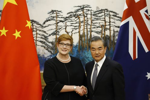 Australia and China push the 'reset' button on an important relationship