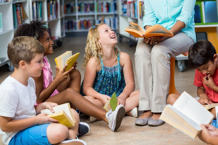 what's the difference between decodable and predictable books, and when should they be used?