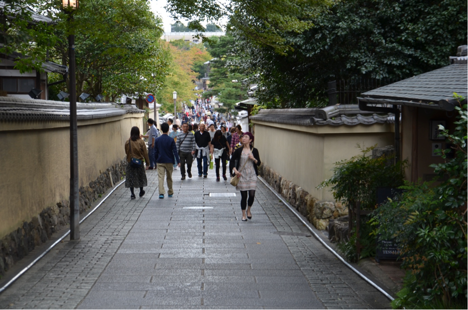 Kyoto on the path to becoming the Copenhagen of Asia