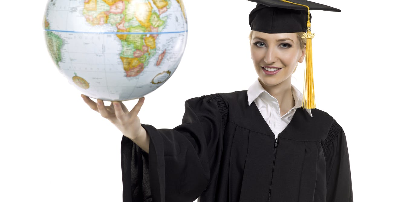 More American students are studying abroad, new data show